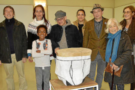 Exposición retrospectiva de Marcos Vidal en Lloseta