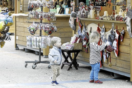 Los mercadillos se multiplican en Ibiza por Navidad
