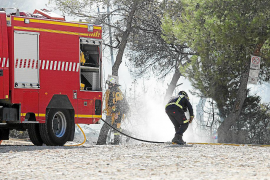 Las Pitiusas concentran el 28% de los incendios forestales registrados este año en Balears