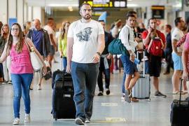 Balears cierra el mejor noviembre de llegadas de turistas en nueve años