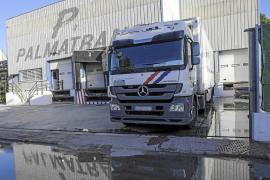 Un hombre muere atropellado por un camión en un accidente laboral en el polígono Can Vinyes de Ibiza