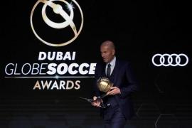 El Real Madrid y Cristiano, los mejores del año en los Globe Soccer 2017