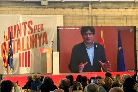 """JuntsxCat insiste: """"Puigdemont será investido presidente y el Estado no podrá impedirlo"""""""