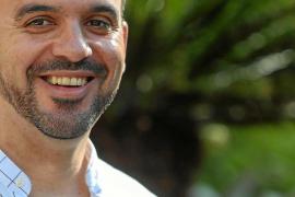 Frank Cogollos estrenó ayer en Argentina su obra 'Sa Talaia'