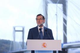 """Mariano Rajoy despide el año deseando """"lo mejor para 2016"""""""