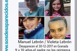 La Policía Nacional busca a dos menores en Sevilla después de que el padre no los entregue en el punto de encuentro