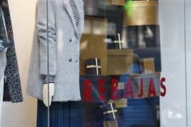La campaña de rebajas generará 2.850 contratos en Balears, un 16% más que el año pasado