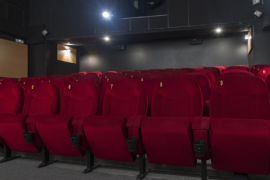 Baleares acumula el 2,6% de la asistencia a salas de cine españolas