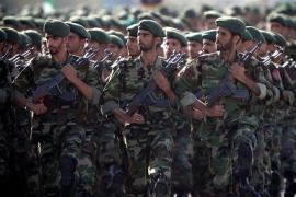 Irán despliega a la Guardia Revolucionaria para reprimir las protestas antigubernamentales