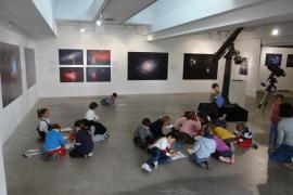 "El Observatorio de Puig des Molins registra 1.300 visitantes en 2017, cifra ""ligeramente superior"" a la de 2016"