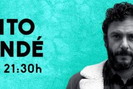 Juanito Makandé repasa sus éxitos y presenta sus nuevos temas en Trui Teatre