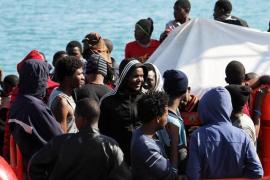 La llegada de migrantes a las costas españolas se multiplicó por cuatro en 2017 hasta los 20.126