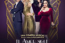 'El amor sigue en el aire', una comedia musical con un elenco de lujo, llega al Auditórium de Palma