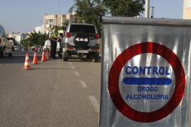 Catorce detenidos en controles de alcoholemia este fin de semana en Balears