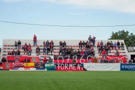 La Peña Deportiva sale victoriosa en el derbi pitiuso contra el Formentera