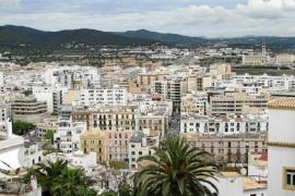 Ibiza, el municipio con la vivienda de segunda mano más cara en diciembre
