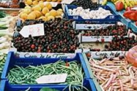 Mercado semanal de Cas Concos