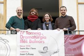 Los «mejores» autores de Balears, cara a cara en el IV Torneig de Dramatúrgia