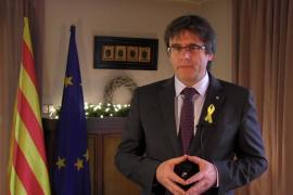 """Puigdemont, ANC y Òmnium se ven en Bruselas y concluyen que el 21D fue """"la derrota del Estado"""""""