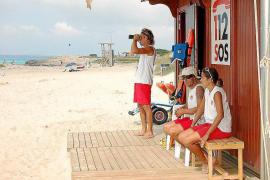 Ocho de cada diez ahogamientos en las Islas se produjeron cuando no había servicio de vigilancia activo