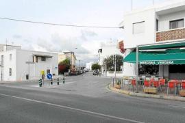 Cambios circulatorios en Sant Ferran por las obras en el núcleo urbano