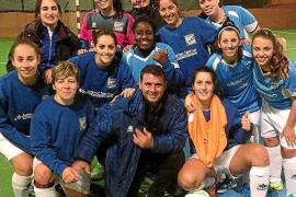 Ocho equipos en la liga insular femenina