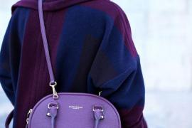Ultra violeta, el color del año 2018