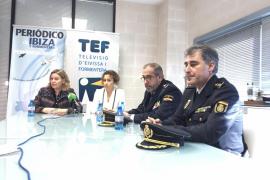 Neus Mateu asume el cargo de nueva directora insular del Estado en las Pitiusas