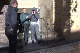 Cuatro años y dos meses de cárcel por varios robos con fuerza e intimidación en Ibiza