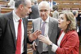 El Congreso rechaza pagar el Fondo de Competitividad a las autonomías