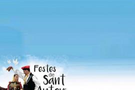 Sant Antoni apuesta por 'El señor de los anillos' para sus fiestas patronales