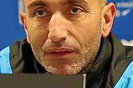 'Pitu' Abelardo: «Nos hace mucha ilusión pasar a la siguiente ronda»