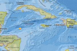 Un terremoto de magnitud 7,8 sacude la región del Caribe