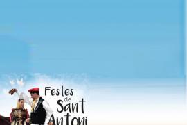 Sant Antoni apuesta por 'El señor de los anillos' para sus fiestas patronales.
