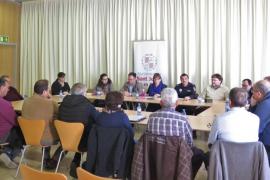El Consell Local de Seguridad de Sant Josep pide más efectivos de la Guardia Civil para esta temporada