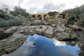 Descienden las reservas hídricas en las Pitiusas tras un déficit de lluvia del 43% en 2017
