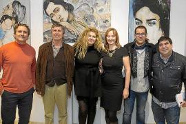 Exposición benéfica en Adriana PhotoArt Studio