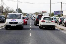 El PP pide la dimisión de Pepa Marí antes de repetir «el desastre» de Jesús en la carretera de Santa Eulària