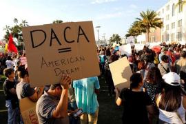 Republicanos y demócratas llegan a un acuerdo sobre los 'dreamers' que ahora debe validar Trump
