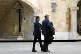 La Audiencia retira a Jaume Matas el pasaporte que le había devuelto José Castro