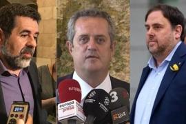 El Supremo impide a Junqueras, Forn y Sánchez ir a votar al Parlament