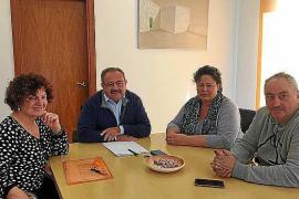 Prou! pregunta al alcalde de Sant Joan por el nuevo hotel de Portinatx