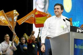 El Govern reclama 212.491 euros al PP de una subvención por una campaña en 'B' de Matas