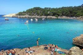 Sant Antoni presumirá de playas en Fitur