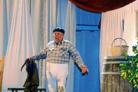 'Vivències' se estrena el próximo miércoles en la carpa de Sant Antoni