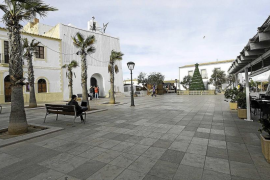 Hasta las lagartijas hibernan en Formentera