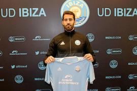 Liñán ya es jugador de la UD Ibiza