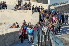 Fiebre por la historia de Ibiza