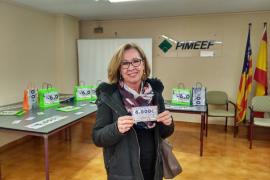 Una vecina de Sant Jordi gana el sorteo de 6.000 euros en compras de la Pimeef