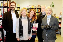 Presentación de la novela 'Manuel Bergman' de Pablo Herrán de Viu